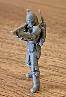 Mandalorian with Jetpack And Carbine (Star Wars Legion) 3D - FREE 1ST CLASS P&P