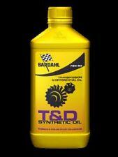 T&D SYNTHETIC OIL olio sintetico 75W-90 Bardah - TRAMUTO
