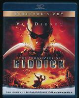 EBOND Riddick  BLU-RAY DIRECTOR'S CUT D553013