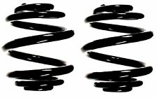 2X Audi A3 8L1 S3 Quattro With Sports Suspension 3Door Rear Coil Spring 1999-02