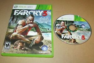 Far Cry 3 for Xbox 360 Fast Shipping!