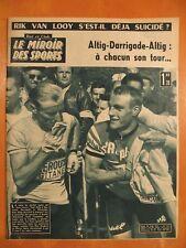 Miroir des Sports 915 du 28/6/1962-Altig-Darrigade-Altig, à chacun son tour-Jazy