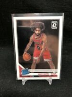 Coby White 2019-20 Donruss Optic #180 Rated Rookie Rookie Chicago Bulls AC58