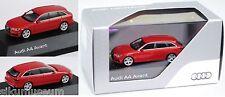 Herpa 5011504212 Audi A4 Avant (B9), Modell 2015-, tangorot, 1:87, OVP