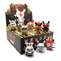 "KIDROBOT - Mardivale 3"" Dunny Blind Box Vinyl Figurines Display (16ct) #NEW"