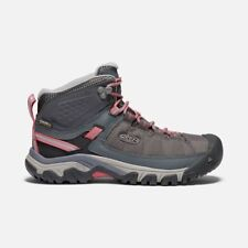 Womens New Keen Targhee II Exp Mid WP Boots Shoes Size 9.5 Color Magnet/Teaberry