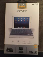 Cover Case with Backlit Bluetooth Keyboard for Apple iPad mini1 and iPad mini2