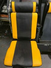 2008 FIAT SCUDO  EXPERT DISPATCH FOLDING SEAT FOR TAXI's