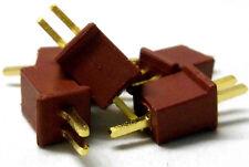 C0104 RC Battery Micro T-Plug Plug Connector Male Female x 5 Set