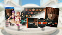 DEAD OR ALIVE 6 Collector's Edition Sony PS4 Games From Japan Tracking NEW