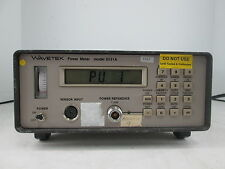 Wavetek Power Meter MODEL 8531A S/N 2996