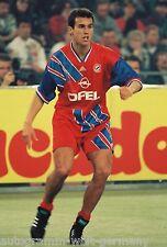 Mehmet Scholl Bayern München 1993-94 seltens Foto