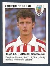 PANINI FUTBOL 93-94 SPANISH -#364-ATHLETIC DE BILBAO-INIGO LARRAINZAR SANTAMARIA