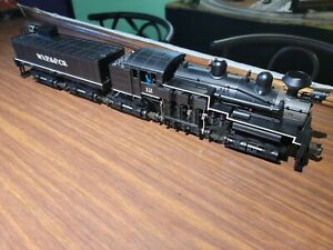 MTH Premier 4 Truck Shay with 4 car matching set