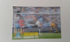 2010 aderayor Manchester City-ARGENTINA Tiki 3D Trading Card