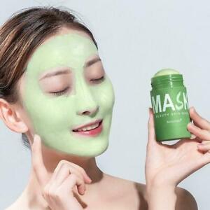 Face Mask Clean Beauty Skin Green Tea Clean Stick Clean Whitening Care A9C0