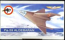 Sharkit Models 1/72 French PAYEN Pa-59 ALDEBARAN Prone Pilot Fighter Project