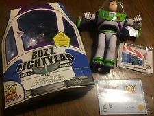 Original Toy Story Buzz Lightyear English Giochi Preziosi Disney Pixar WIE NEU