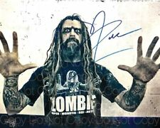 Rob Zombie signed 8X10 photo picture poster autograph RP