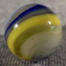 "BB Marbles: Akro Agate Company. Hybrid Popeye Corkscrew. 11/16"". Mint 9.8 (B271)"