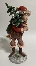 """Duncan Royale Santa - Pixie 1985 - 10 1/2"""""""