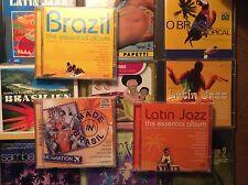 BossaNOva Latin Jazz [12 CD Alben]  Les Paul  Fausto Peppetti Tania Maria JOBIM