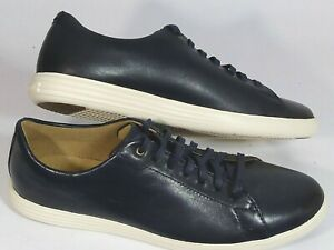 Cole Haan GrandPro leather tennis sneakers shoes/ Model:  C26522