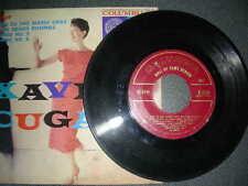 "Latin 45"" Xavier Cugat  Come To The Mardi Gras, Miami Beach Rhumba 4 Songs VG+"