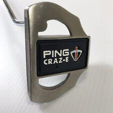 "New listing Ping CRAZ-E I Series Mallet Putter Steel Jumbo Grip Men's Right Handed 29"""