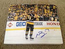 Nick Bonino Autographed 8x10 Pittsburgh Penguins 2016 Stanley Cup