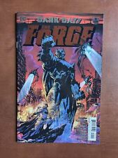 Dark Days: The Forge #1 (2017) 9.4 NM DC Comic Book Foil Cover Prelude To Metal