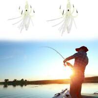 Loogdeel Fishing Lure Glow Night Vierfachhaken Leuchtender Tintenfisch Octo C3X4