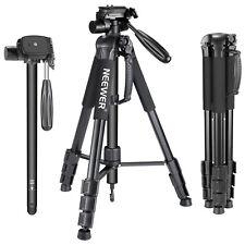 "Neewer Portable 70"" Aluminum Alloy Camera Tripod Monopod for Canon Nikon Sony"
