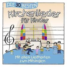 Die 30 Besten Kirchenlieder Für Kinder von Die Kita Frösche (2013) OVP