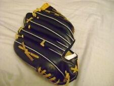 "Franklin Black Baseball Leather Glove 12"" 4661 Bo Jackson New"
