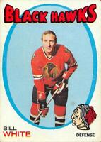 1971-72 Topps NHL Hockey Cards Set Break #1 Pick From List See Description Cond