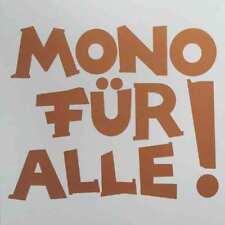MONO FÜR ALLE s/t LP