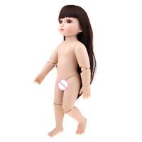 45cm / 18 '' Nude Dolls fai da te per BJD Girl Doll Accessorio per bambole