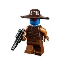 LEGO STAR WARS MINIFIGURE CAD BANE BOUNTY HUNTER WITH BLASTER 75024 STARHOPPER