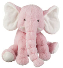 "Baby Ganz 14"" Pink Jellybean Elephant Stuffed Toy"