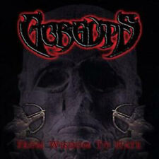 GORGUTS - From Wisdom To Hate - CD - 166269