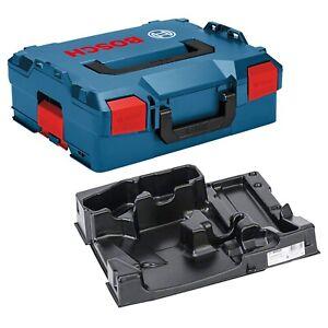 Bosch L-Boxx 136 inkl. Einlage für GBH 18V-EC Werkzeugkoffer Leerkoffer SORTIMO