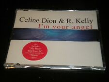 Celine Dion & R. Kelly - I'm Your Angel - 3 Track CD Single - 1997 Sony Music