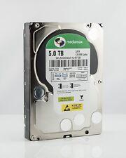"""Mediamax 3.5"""" interne Festplatte 5TB, SATA II, Cache 128MB, RPM: 7200, 5000GB, W"""