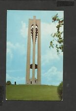 Vintage Colour  Postcard Deeds Carillon Dayton Ohio USA  unposted