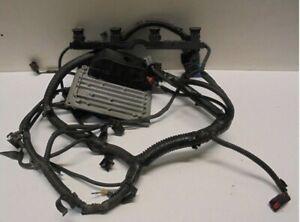 Ford Focus II Motorsteuerteil & Kabelbaum 7M5112A650AFB S118934202B 7M51-12A650