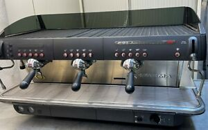 FAEMA E91 AMBASSADOR COFFEE MACHINE 3 GROUP SINGLE PHASE
