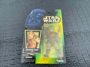 1997 MOC Star Wars POTF  Gamorrean Guard Action Figure  (S12-BX6)