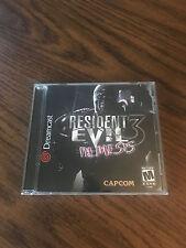 Resident Evil 3: Nemesis (Sega Dreamcast, 2000)
