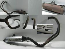 MARMITTA-Impianto di Scarico Silenziatore Silenziatore KAWASAKI KLE 500, 90-04